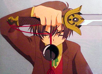 La symbolique de l'épée