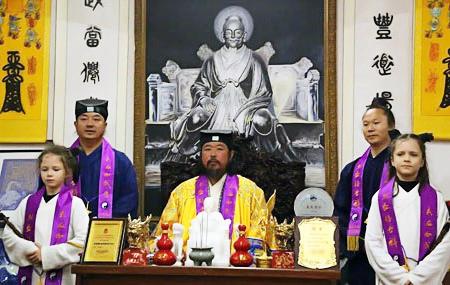 Les Maîtres du Wudang