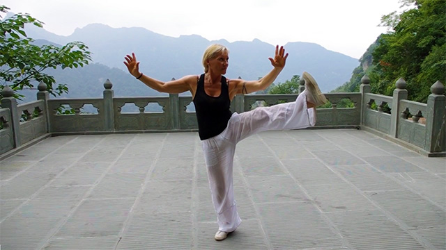 Taiji Quan style Yang, forme complète