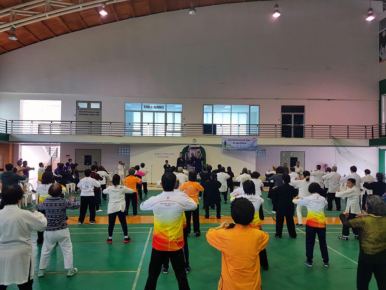 Visite aux écoles thaïlandaises