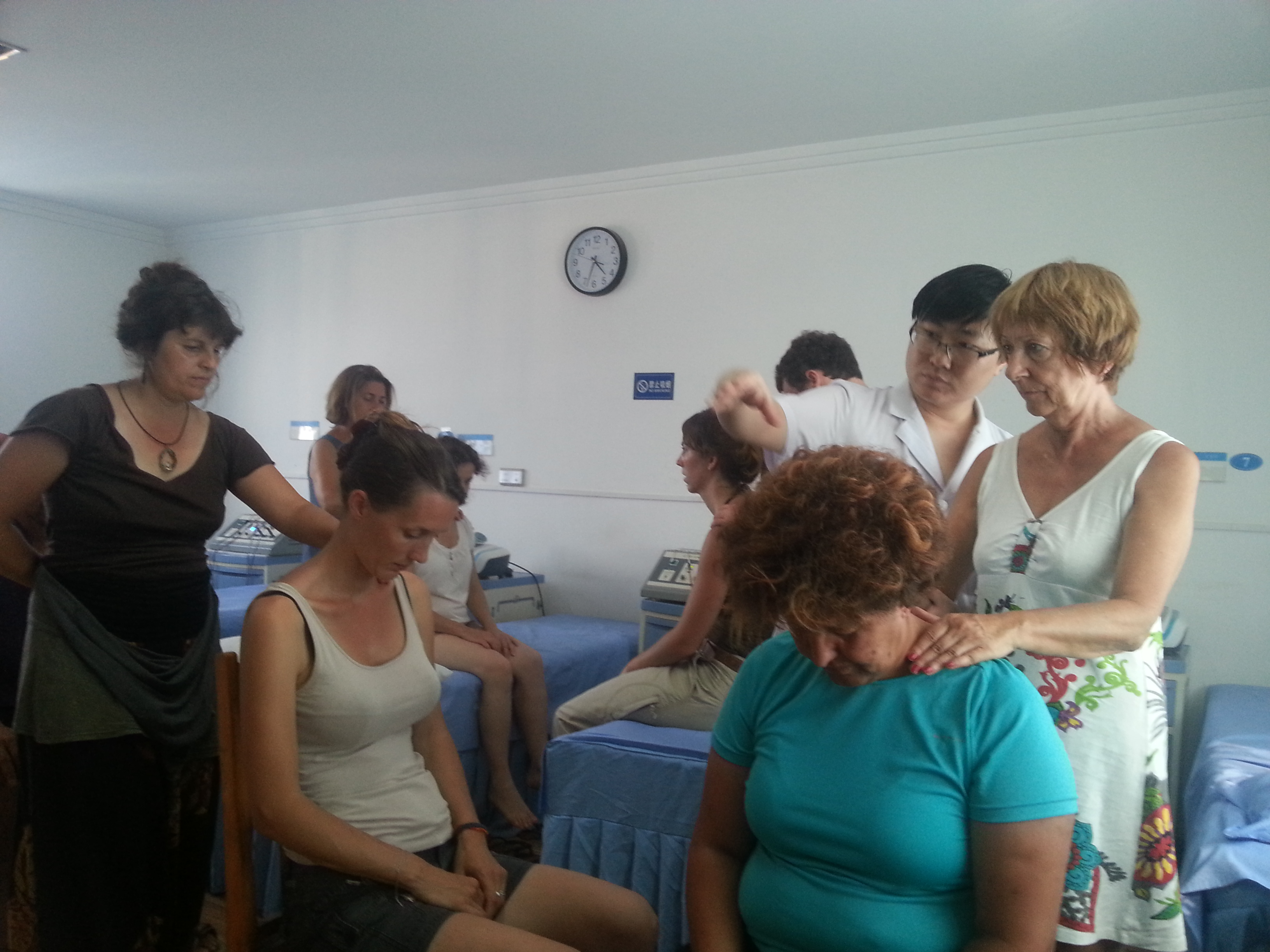 Cours Qi Gong massage Tuina