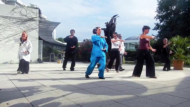 Journée du Qi Gong 2017 à Saint-Paul-Lès-Dax